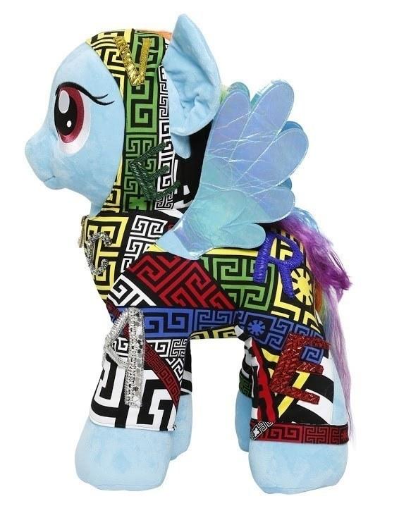 Versace Pony