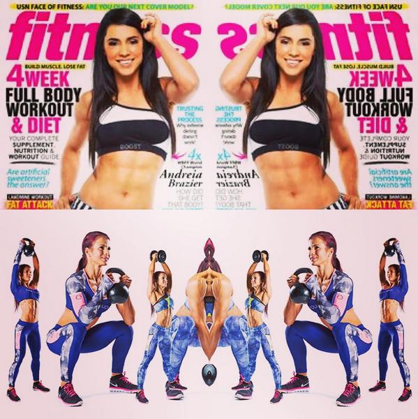 Liquid Salt in Fitness Magazine