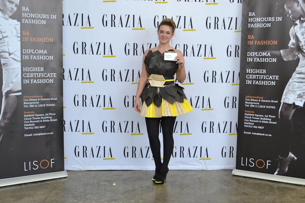 LISOF Johannesburg 1st year - Melissa Maritz