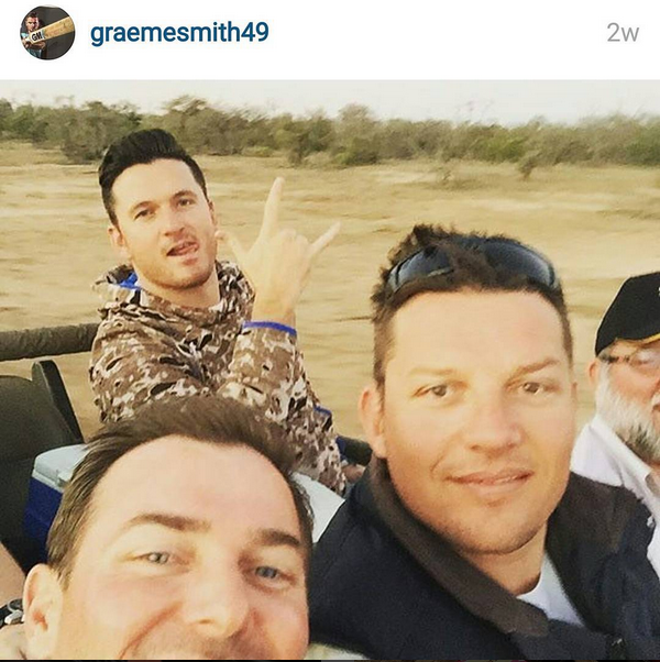 GraemeSmithInstagram