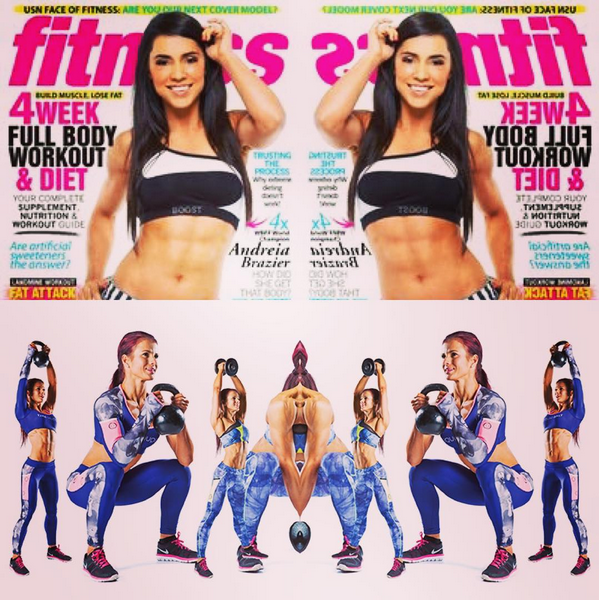 Liquid Salt in Fitness Magazine