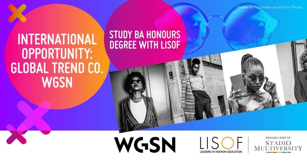 LISOF WGSN Collaboration for BA Honours Students 2020